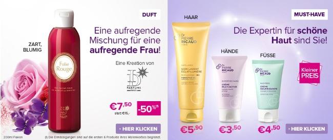 Dr. Pierre Ricaud Düfte und Hautpflege