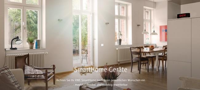 RWE SmartHome Geräte