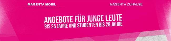 T-Mobile Angebote für junge Leute