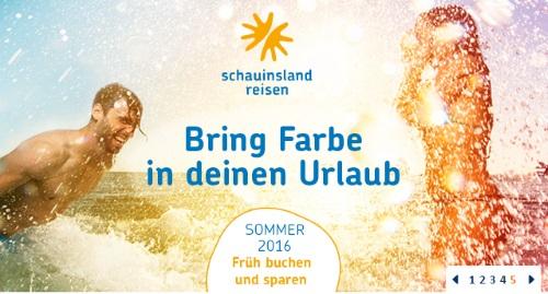 TravelScout24 Frühbucher-Rabatte