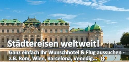 TravelScout24 Städtereisen