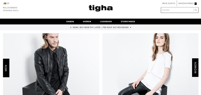 tigha Onlineshop