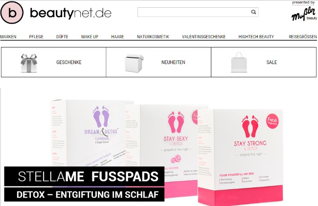 Beautynet Onlineshop