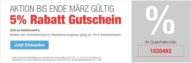 Schäfer Shop Gutscheine