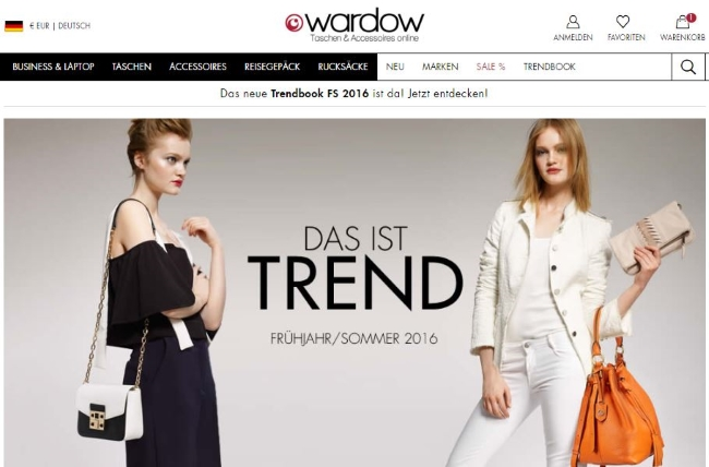 Wardow Onlineshop