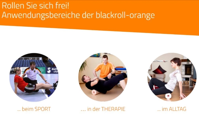 blackroll orange gutschein