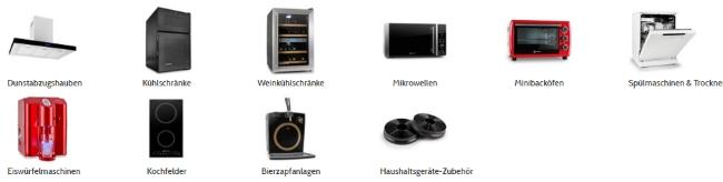 Klarstein Haushaltsgeräte