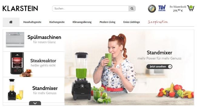 ᐅ klarstein gutschein » 20 gutscheincodes « feb. 2019