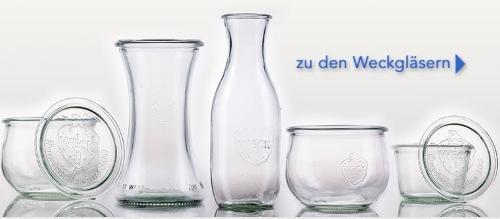 Flaschenbauer Weckgläser