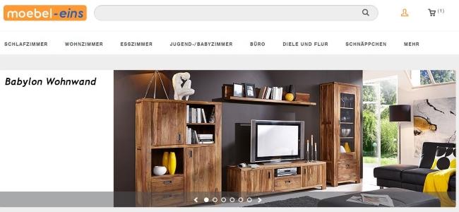 Möbel Eins Onlineshop