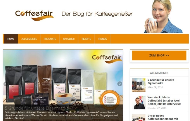 Coffeefair Blog