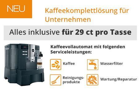Coffeefair Unternehmenslösung