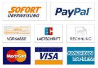 Druckerzubehör.de Zahlungsarten
