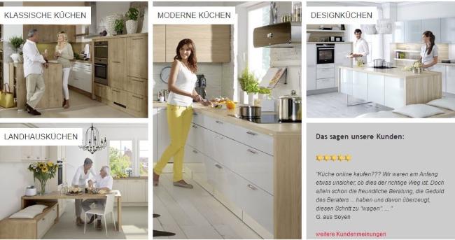 Elektro 2000 Küchenauswahl