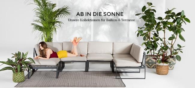 MADE.com Balkon- und Terrassenmöbel