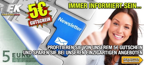 FK Automotive Gutschein Newsletter