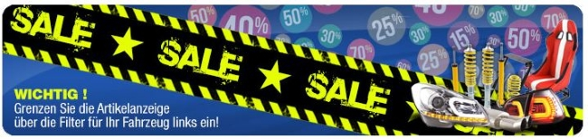 FK Automotive Sale