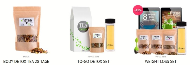 Fittea Sortiment