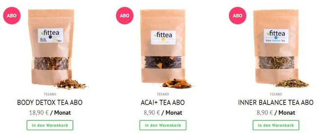 Fittea Teeabo