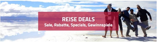 STA Travel Reise-Deals