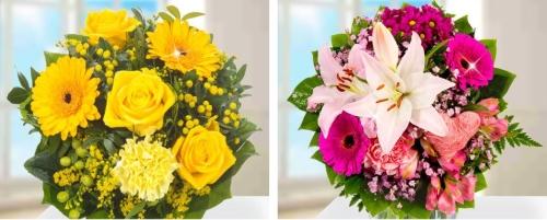 123 Blumenversand Sommersträuße