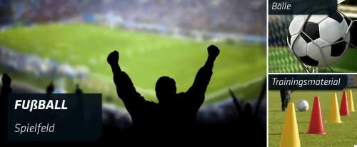 Athleteshop Fußball