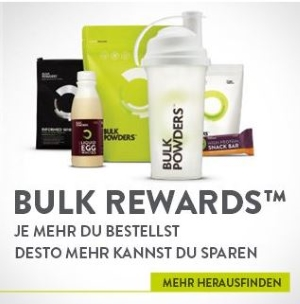 BULK POWDERS - BULK REWARDS