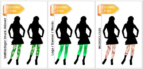 FunnyLegs Eigendesign