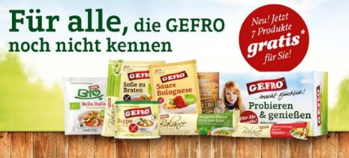 GEFRO Kennenlern-Aktion