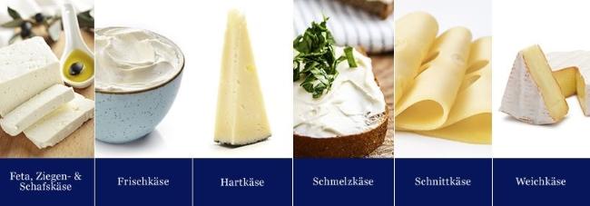 Lebensmittel.de Käseshop
