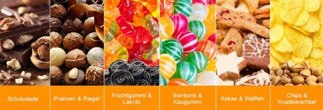 Lebensmittel.de Süßwaren