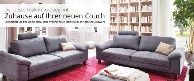Möbel Ideal Sofas