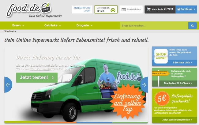 food-de-onlineshop