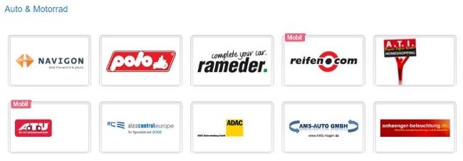 PayPal Händlerverzeichnis
