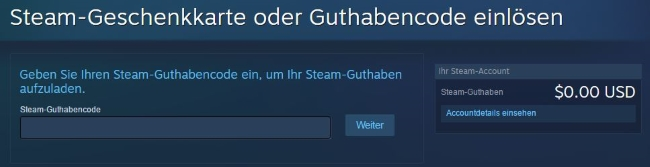 steam-guthabencode