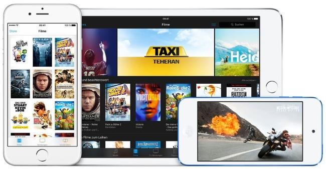 iTunes auf allen Geräten