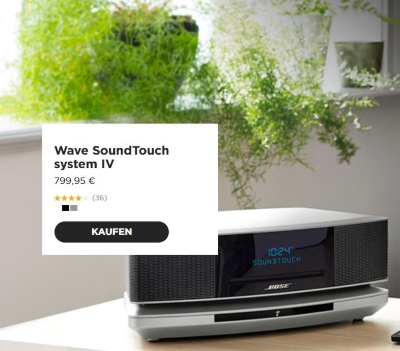 bose-wave-systeme