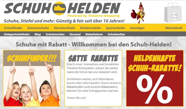 ᐅ Schuh Helden Gutschein Okt 2019 4 Gutscheine