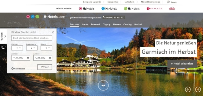 h-hotels-onlineshop