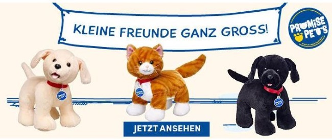 build-a-bear-kuscheltiere