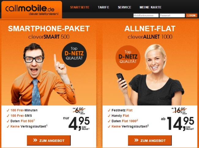 callmobile-onlineshop