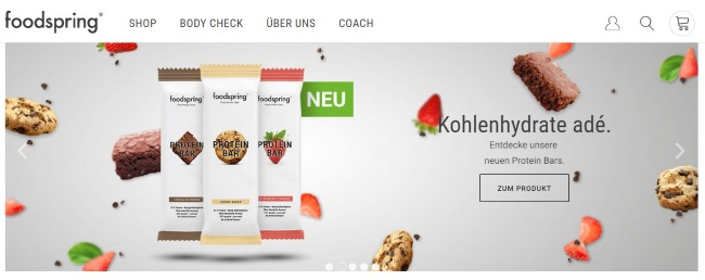 foodspring-onlineshop