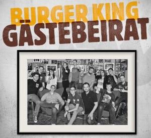 Burger King Gästebeirat