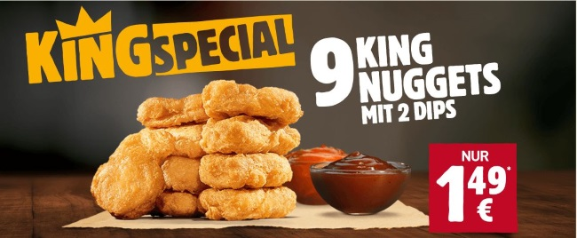 Burger King - KindSpecial