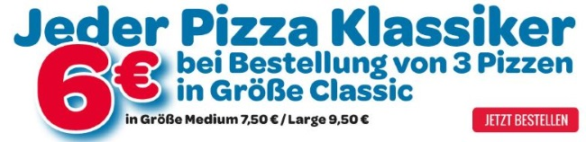 Dominos Pizza Gutscheine