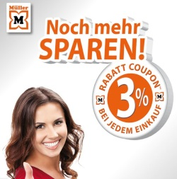 Müller Rabatt Coupon