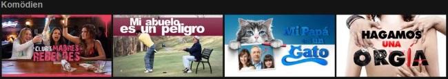 Netflix Komödien
