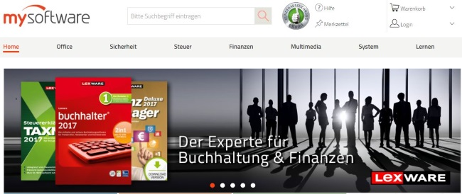 mysoftware-de-onlineshop