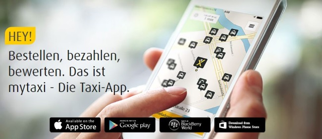 mytaxi Image