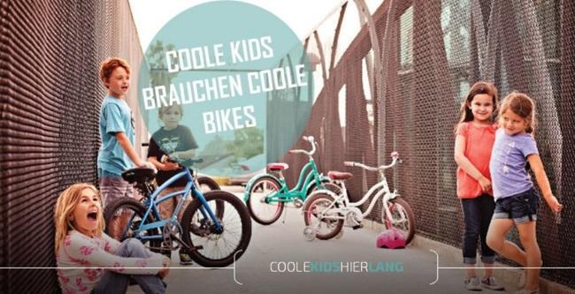 tretwerk Kinderfahrräder